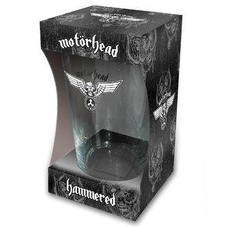 Motörhead Üvegpohár - HAMMERED - RAZAMATAZ, RAZAMATAZ, Motörhead