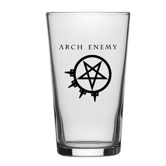 Arch Enemy Üvegpohár  - Logo - RAZAMATAZ, RAZAMATAZ, Arch Enemy