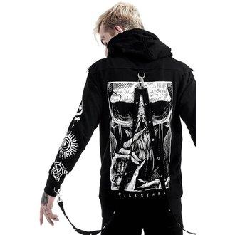 kapucnis pulóver férfi - Blind Mind Doomsday - KILLSTAR, KILLSTAR