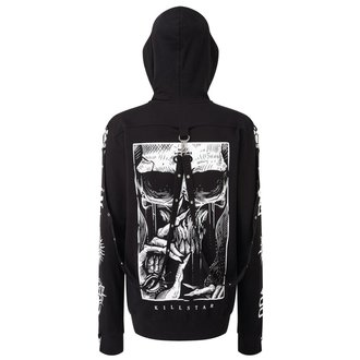kapucnis pulóver férfi - Blind Mind Doomsday - KILLSTAR