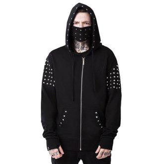 kapucnis pulóver férfi - BONE YARD - KILLSTAR