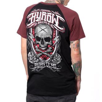 hardcore póló férfi - BORN DEAD - HYRAW, HYRAW