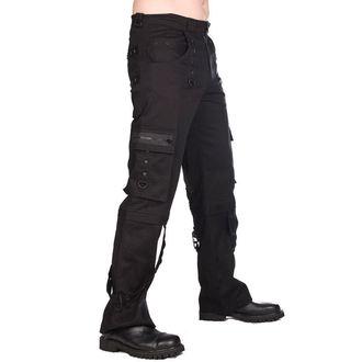 Black Pistol Férfi nadrág - Pyramide - Fekete, BLACK PISTOL