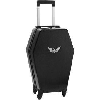 KILLSTAR Bőrönd - Koporsó - FEKETE, KILLSTAR