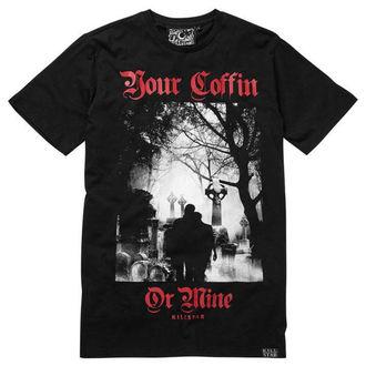 póló férfi - Coffin - KILLSTAR