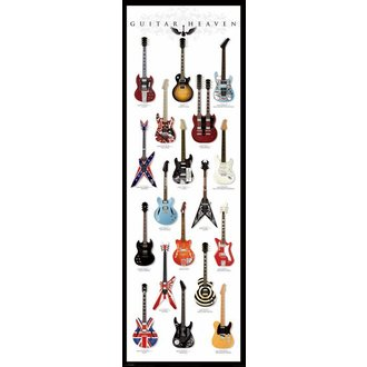 poszter Guitar Heaven - PYRAMID POSTERS, PYRAMID POSTERS