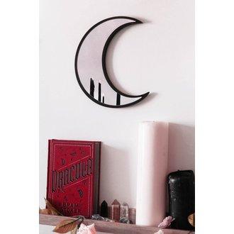 KILLSTAR Tükör (dekoráció) - Crescent - FEKETE, KILLSTAR