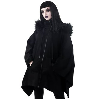 kapucnis pulóver női - Crypt Keeper Faux - KILLSTAR