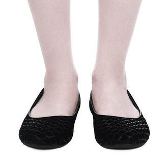 balerina cipők női - KILLSTAR, KILLSTAR