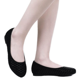 balerina cipők női - Cursula - KILLSTAR