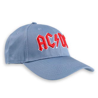 AC  /  DC Sapka - Red Logo - ROCK OFF, ROCK OFF, AC-DC