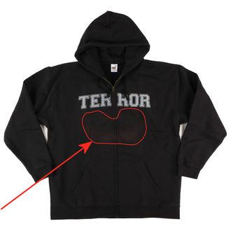 kapucnis pulóver férfi Terror - BigT - Buckaneer