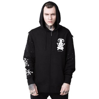 kapucnis pulóver unisex - DEMONDAY - KILLSTAR, KILLSTAR