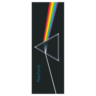 Pink Floyd Zászló - Dark Side of the moon, HEART ROCK, Pink Floyd