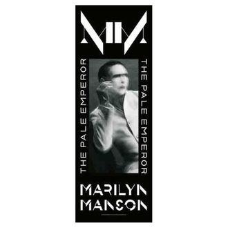 Marilyn Manson Zászló - Pale Emperor, HEART ROCK, Marilyn Manson