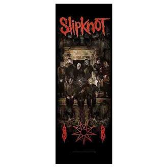 Slipknot Zászló - Crest, HEART ROCK, Slipknot