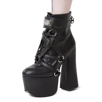 KILLSTAR Cipő Hám - DIABLO SHOE HARNESS - FEKETE, KILLSTAR