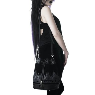 Kézitáska (táska) KILLSTAR - Duchess - FEKETE, KILLSTAR