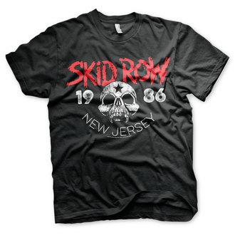 metál póló férfi Skid Row - New Jersey - HYBRIS, HYBRIS