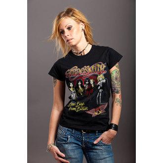 metál póló női Aerosmith - Band - HYBRIS, HYBRIS, Aerosmith