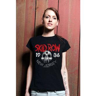 metál póló női Skid Row - New Jersey - HYBRIS, HYBRIS