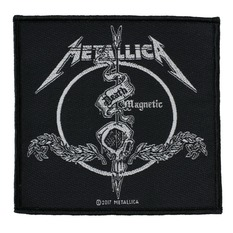 METALLICA Felvarró - DEATH MAGNETIC ARROW - RAZAMATAZ, RAZAMATAZ, Metallica