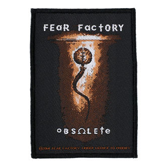 FEAR FACTORY Felvarró - OBSOLETE - RAZAMATAZ, RAZAMATAZ, Fear Factory