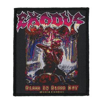 EXODUS Felvarró - BLOOD IN BLOOD OUT - RAZAMATAZ, RAZAMATAZ, Exodus