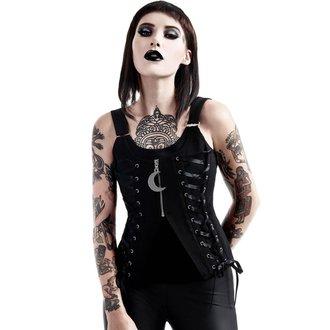 felső Női KILLSTAR - Farah Fatale - Fekete, KILLSTAR