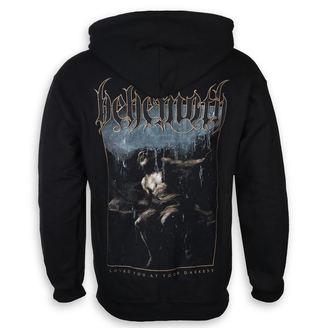 mikina pánská Behemoth - ILYAYD - Black - KINGS ROAD, KINGS ROAD, Behemoth