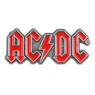 AC  /  DC Kitűző - Red Logo - RAZAMATAZ, RAZAMATAZ, AC-DC