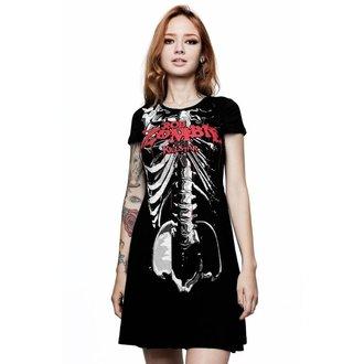 KILLSTAR Női Ruha - Rob Zombie - Ravasz Bones Korcsolyázó - FEKETE, KILLSTAR, Rob Zombie