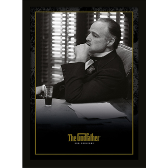 Bekeretezett Kmotr Poszter - The Godfather - Don Corleone - PYRAMID POSTERS, PYRAMID POSTERS