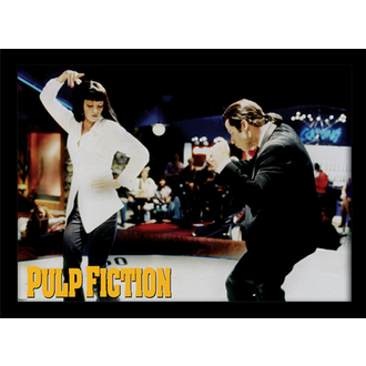 Pulp Fiction Keretezett poszter - (&&string0&&) - PYRAMID POSTERS, PYRAMID POSTERS