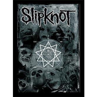 Slipknot Keretezett poszter - (&&string0&&) - PYRAMID POSTERS, PYRAMID POSTERS, Slipknot