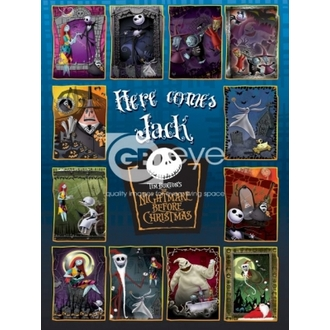 poszter - NIGHTMARE BEFORE CHRISTMAS - Compillation - FP2209 - GB posters