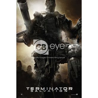 poszter - TERMINATOR SALVATION army FP2297, GB posters