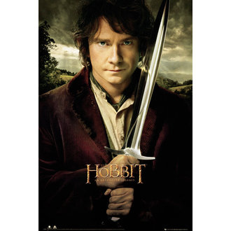 poszter The The Hobbit - Bilbo Sword - GB Posters, GB posters