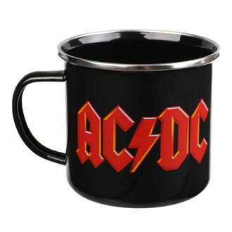 AC  /  DC Zománc Bögre - Logo, AC-DC