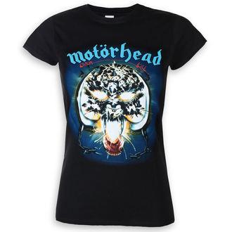 metál póló női Motörhead - Overkill - ROCK OFF, ROCK OFF, Motörhead