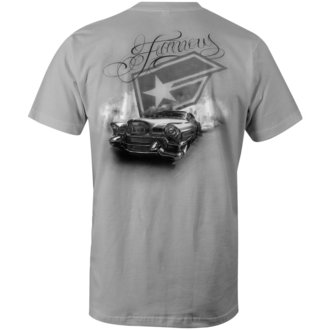 utcai póló férfi - L.A. - FAMOUS STARS & STRAPS, FAMOUS STARS & STRAPS