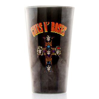 Guns N' Roses Üvegpohár - GB posters, GB posters, Guns N' Roses