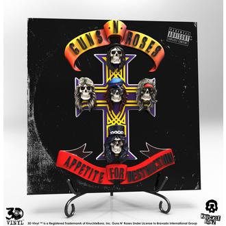 Guns N' Roses Dekoráció - Appetite for Destruction
