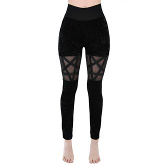 KILLSTAR Női Leggings - HELLION - FEKETE