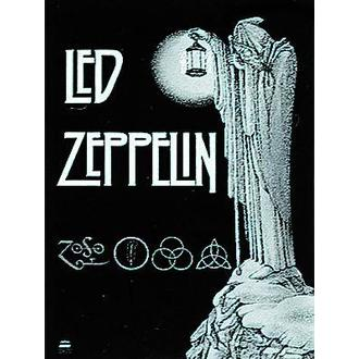 zászló Led Zeppelin - Stairway, HEART ROCK, Led Zeppelin