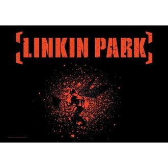 Linkin Park Zászló - Soldier Wings, HEART ROCK, Linkin Park