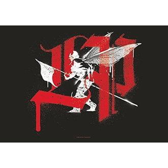 Linkin Park Zászló - Tangled, HEART ROCK, Linkin Park