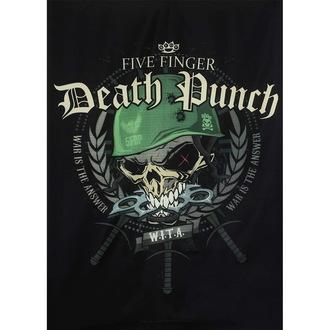 Five Finger Death Punch Zászló, HEART ROCK, Five Finger Death Punch