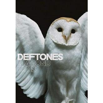 Deftones Zászló - Diamond Eyes, HEART ROCK, Deftones