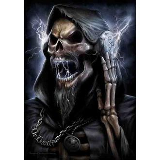 Spiral Zászló - Death Beats, SPIRAL